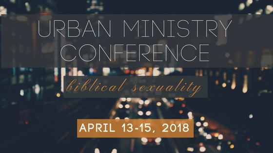 Urban Ministry Conference2018